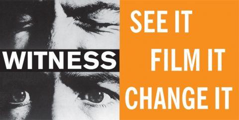 Witness Logo — See It. Film It. Change It.